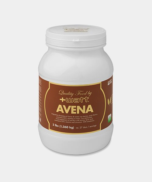 Avena Quality Food NATURAL
