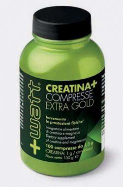 Creatina+ Extragold 100 compresse