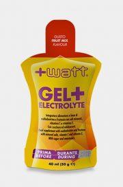 Gel+ Electrolyte