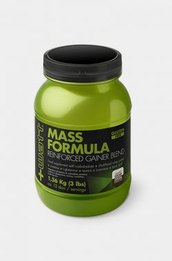 Mass Formula Reinforced Gainer Blend