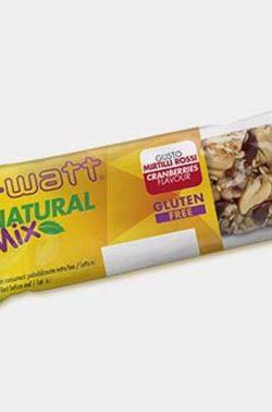 Natural Mix arachidi e mirtilli rossi