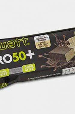 Pro50+ cioccolato bianco