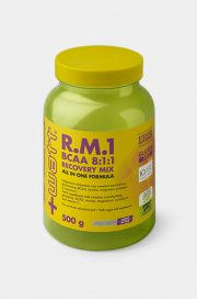 R.M.1 BCAA 8-1-1 Recovery Mix sprint apple 500