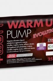 Warm Up Pump Evolution