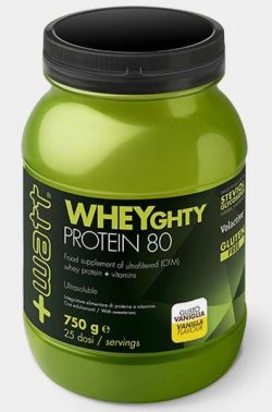 Wheyghty Protein 80 750g