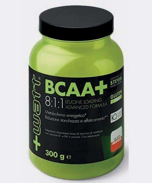 bcaa+ arancia300g
